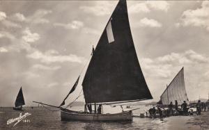 RP: CORSE , France , 1910s; Sailboats