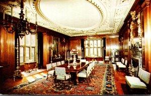 Michigan Rochester Meadow Brook Hall Formal Dining Room Oakland University Ca...