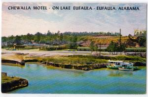 Chewalla Motel, Eufaula AL