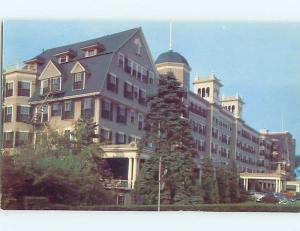 Unused 1950's NEW OCEAN HOTEL Swampscott Massachusetts MA Q5051