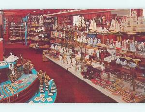 Pre-1980 BAVARIAN INN GIFT SHOP Frankenmuth Michigan MI hn5077