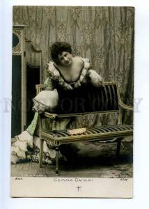 243693 Gemma CAIMMI Italian OPERA singer ACTRESS Vintage PHOTO