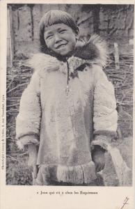 Eskimo Indians , Canada , 1910s : Jean qui rit chez les Esquimaux  #1