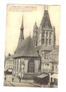 L'Eglise St-Martin, Laigle (Orne), France, 1900-1910s
