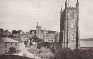 FOWEY , Cornwall, England, UK ; 00-10s ; Parrish Church & Place House