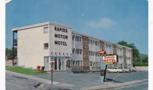 Rapids Motor Hotel, Niagara Falls, Ontario, Canada, 1940-1960s