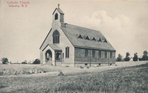 Catholic Church - Industry Secure School near Rush NY, New York