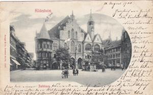 GERMANY, PU-1900 ; Hildesheim, Rathhaus
