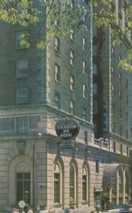 MONTREAL , Quebec , Canada , 1950-60s ;  Sheraton Mt. Royal Hotel