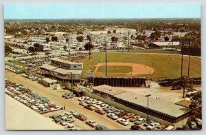 Sarasota FL~Mobile Home Park~Chicago White Sox Baseball Spring Training~1965