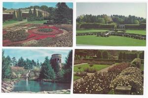 Longwood Gardens Kennett Square PA (4) Postcards Roses