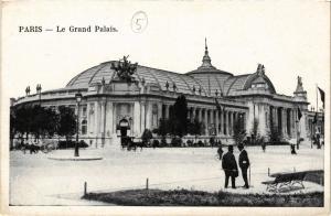 CPA PARIS (8e) - Le Grand Palais (218597)