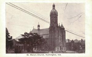 USA St Mary´s Church Huntington Indiana 02.57