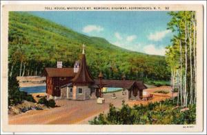 Toll House, Whiteface Mt NY