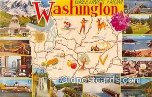 Washington, USA Postcards Post Cards Old Vintage Antique Washington, USA