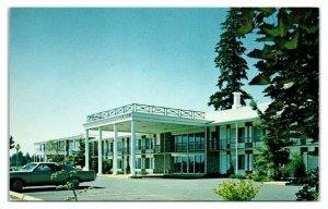 1970s Sweetbriar Inn Motor Hotel, Tualatin, OR Postcard *6L(2)17