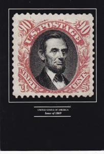 Unitaed States Of America 90 Cent Issue of 1869