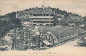 Army and Navy Hospital - Hot Springs AR, Arkansas - UDB