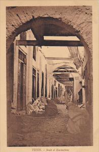 Tunisia Tunis Souk el Kachachine