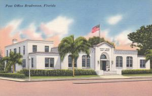 BRANDENTON, Florida; Post Office, 30-40s