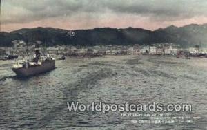 Japan City Streets, Sea Kobe City Streets, Sea Kobe
