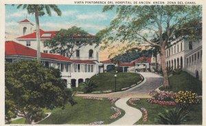 PANAMA , 1910s ; Ancon Hospital