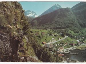 Norway , Merok , Geiranger , 60-80s