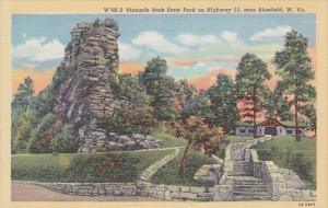 Pinnacle Rock State Park On Highway 52 Bluefield West Virginia