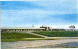 Green Valley Motel, U.S. 11, 1 Mile North of  Lexington, Virginia, VA, Chrome