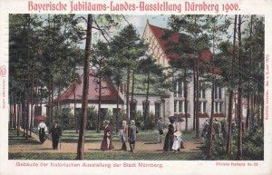 Bayerische Jubilaums-Landes-Ausstellung Nurnberg 1906