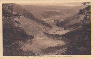 France Gerardmer La Vallee des Lacs Vue generale 1932