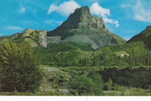 Roche Miette , JASPER , Alberta , Canada , 50-60s
