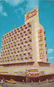 Nevada Las Vegas Fremong Hotel and Casino 1959