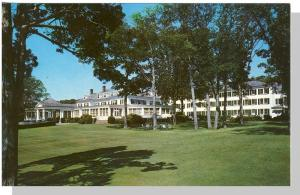 Absecon, New Jersey/NJ Postcard, Seaview Country Club, Golf/Golfing