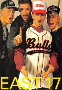 East 17 group band musicians, Heroes