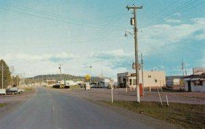 LAKE LA HACHE, British Columbia, 1950-1960s; Main Street