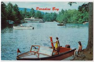 Paradise Bay, Lake George NY