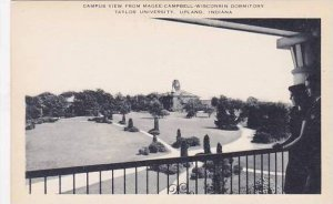 Indiana Upland Taylor University Campus View From Magee-Campbell-Wisconsin Do...