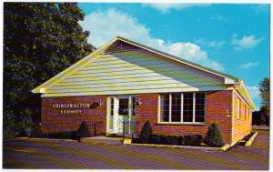 R. E. Bennett Chiropractic Office, Waukegan IL