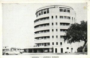 PC CPA MOZAMBIQUE LOURENCO MARQUES GIRASSOL   REAL PHOTO Postcard (b26744)