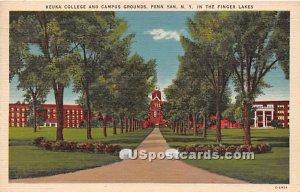 Keuka College - Penn Yan, New York