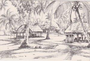 AS: Falealupo , Samoa , 1980