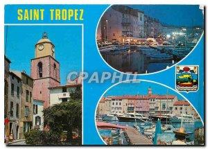 Postcard Moderne Saint Topez