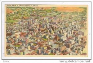 Aerila view, Johannesburg, S. Africa, 30-40s