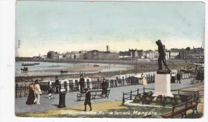 MARGATE, Kent, Englsnd, United KIngdom; Lifeboat Statue Marine Terrace, 00-10s