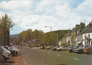 High Street , BIGGAR , Scotland , 50-70s
