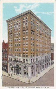 West Virginia Wheeling Central Union Trust Company Building
