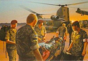 (b42) Dawn Casevac - 16 Close Support Medical Regiment Iraq 2003 - Postcard