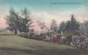 TRYCONNELL , Ontario , Canada , 00-10s; St Peter's Cemetery