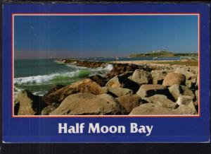 Half Moon Bay,CA BIN